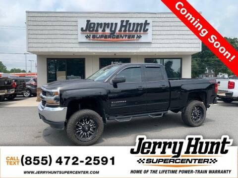 2018 Chevrolet Silverado 1500 for sale at Jerry Hunt Supercenter in Lexington NC