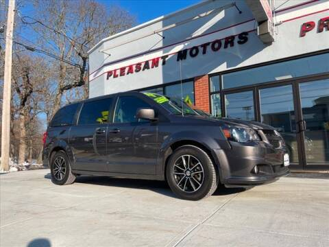 2018 Dodge Grand Caravan for sale at Pleasant Motors in New Bedford MA