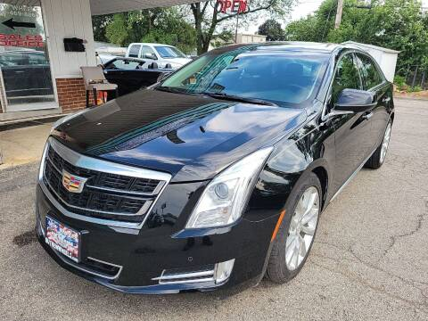 2016 Cadillac XTS for sale at New Wheels in Glendale Heights IL