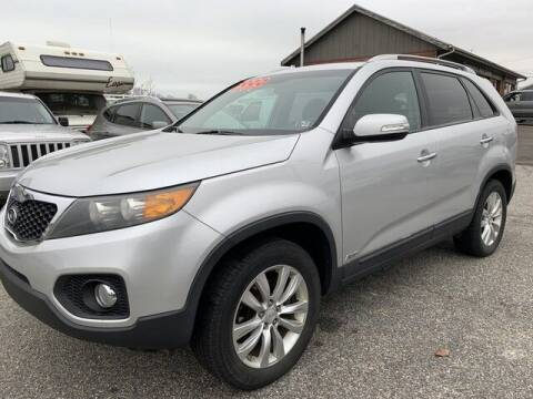 2011 Kia Sorento for sale at CT Auto Center Sales in Milford CT