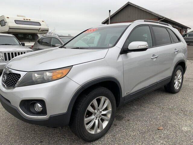 2011 Kia Sorento for sale at CT Auto Center Sales in Milford CT