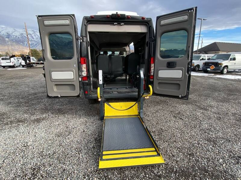 2017 RAM ProMaster Window for sale at Shamrock Group LLC #1 in Pleasant Grove UT