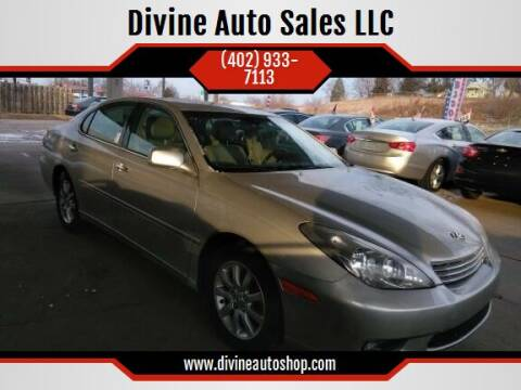 2004 Lexus ES 330 for sale at Divine Auto Sales LLC in Omaha NE