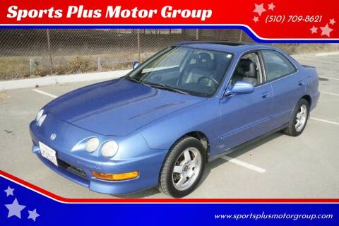 2000 Acura Integra for sale at Sports Plus Motor Group LLC in Sunnyvale CA