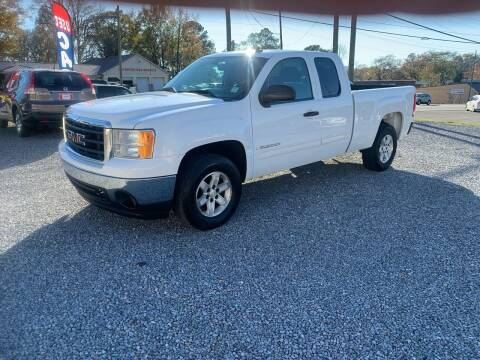 2008 GMC Sierra 1500 for sale at MOUNTAIN CITY MOTORS INC in Dalton GA