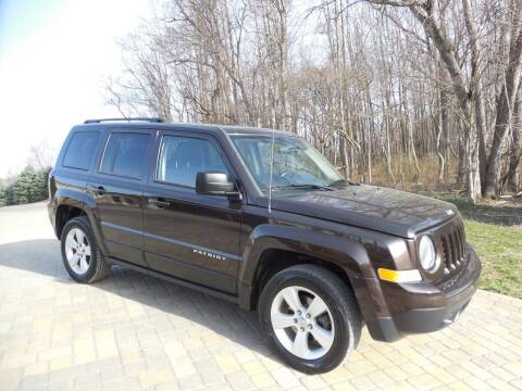 2014 Jeep Patriot for sale at Marsh Automotive in Ruffs Dale PA
