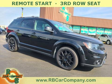 2016 Dodge Journey for sale at R & B Car Co in Warsaw IN