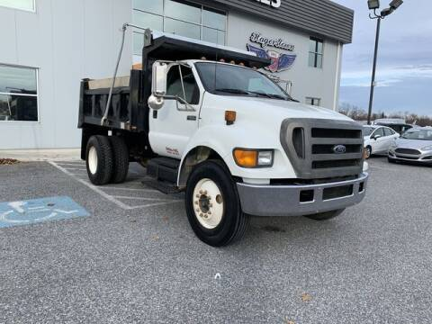 2006 Ford F-650 Super Duty for sale at King Motors featuring Chris Ridenour in Martinsburg WV