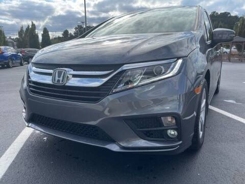 2019 Honda Odyssey for sale at Southern Auto Solutions - Lou Sobh Honda in Marietta GA