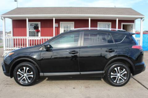 2016 Toyota RAV4 for sale at AMT AUTO SALES LLC in Houston TX