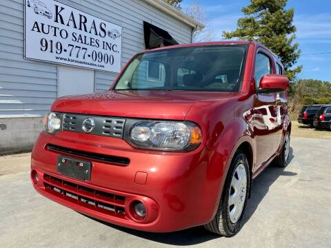 2009 Nissan cube for sale at Karas Auto Sales Inc. in Sanford NC