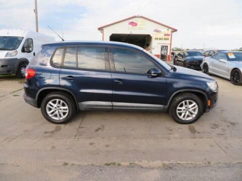 2011 Volkswagen Tiguan for sale at Jefferson St Motors in Waterloo IA