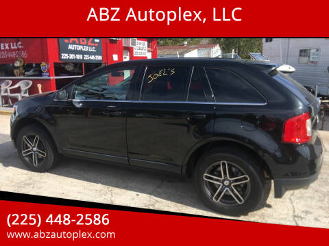 2013 Ford Edge for sale at ABZ Autoplex, LLC in Baton Rouge LA