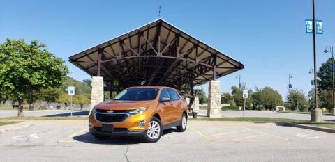2018 Chevrolet Equinox for sale at D&C Motor Company LLC in Merriam KS