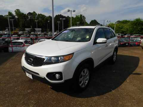 2012 Kia Sorento for sale at Paniagua Auto Mall in Dalton GA
