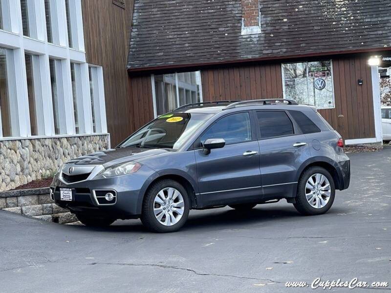 2012 Acura RDX for sale at Cupples Car Company in Belmont NH