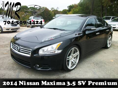 2014 Nissan Maxima for sale at Mr Auto Sales in Charlotte NC