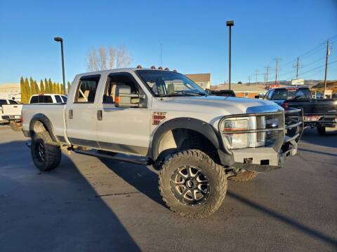 2008 Ford F-250 Super Duty for sale at Auto Image Auto Sales Chubbuck in Chubbuck ID