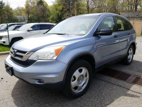 2010 Honda CR-V for sale at AMA Auto Sales LLC in Ringwood NJ