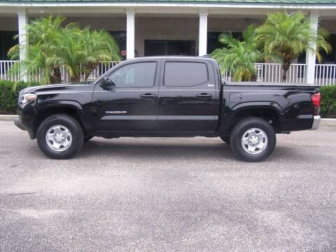 2018 Toyota Tacoma for sale at Thomas Auto Mart Inc in Dade City FL