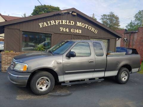 2003 Ford F-150 for sale at Fairfield Motors in Fort Wayne IN
