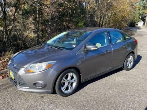 2014 Ford Focus for sale at Coastal Auto Sports in Chesapeake VA