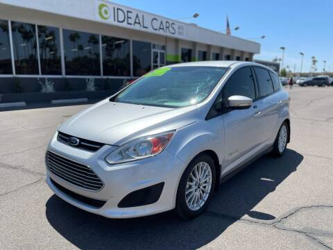 2015 Ford C-MAX Hybrid for sale at Ideal Cars Apache Junction in Apache Junction AZ