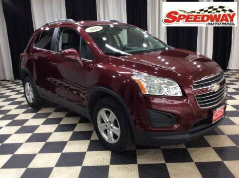 2016 Chevrolet Trax for sale at SPEEDWAY AUTO MALL INC in Machesney Park IL