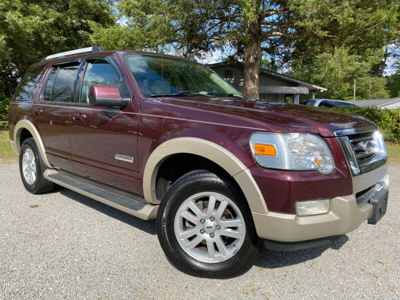 2006 Ford Explorer for sale at Byron Thomas Auto Sales, Inc. in Scotland Neck NC