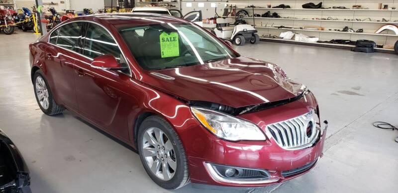 2016 Buick Regal for sale at Adams Enterprises in Knightstown IN