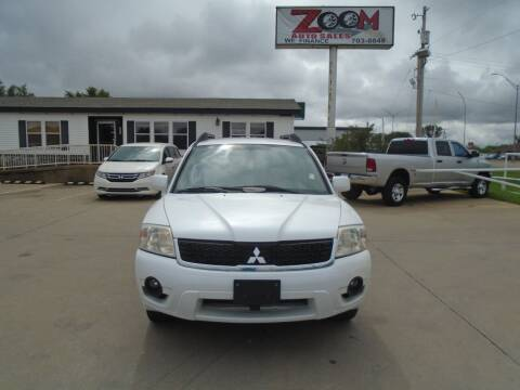 2010 Mitsubishi Endeavor for sale at Zoom Auto Sales in Oklahoma City OK