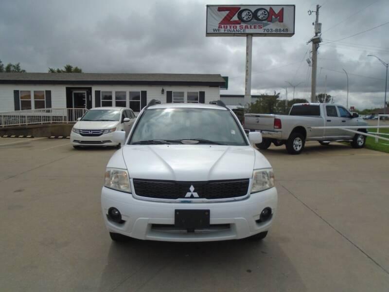 2010 Mitsubishi Endeavor for sale at Zoom Auto Sales in Oklahoma City OK