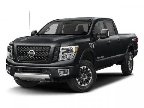 2016 Nissan Titan XD for sale at Stephen Wade Pre-Owned Supercenter in Saint George UT