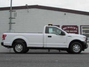 2015 Ford F-150 for sale at Brubakers Auto Sales in Myerstown PA