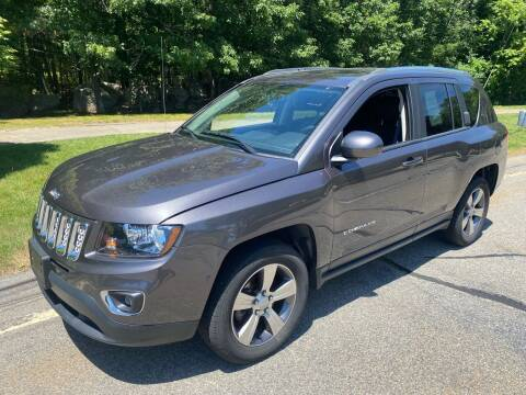 2017 Jeep Compass for sale at Padula Auto Sales in Braintree MA