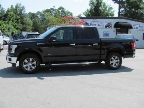 2015 Ford F-150 for sale at Pure 1 Auto in New Bern NC