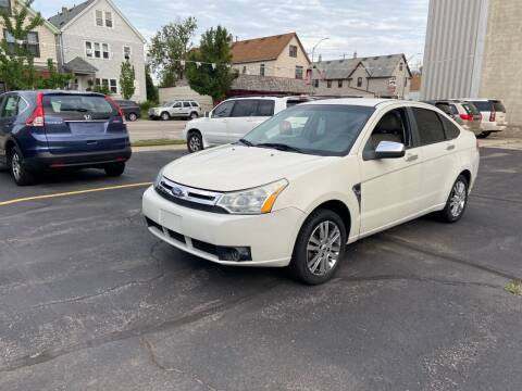 2009 Ford Focus for sale at Fine Auto Sales in Cudahy WI