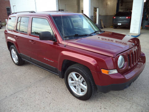 2015 Jeep Patriot for sale at Apex Auto Sales in Coldwater KS
