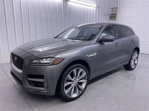 2018 Jaguar F-PACE for sale at JOE BULLARD USED CARS in Mobile AL