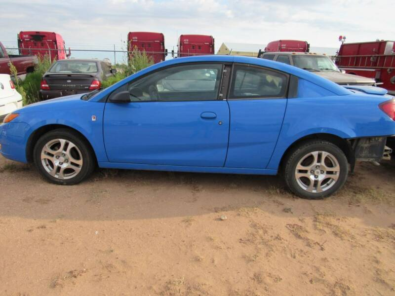 2005 Saturn Ion for sale at West Texas Consignment in Lubbock TX