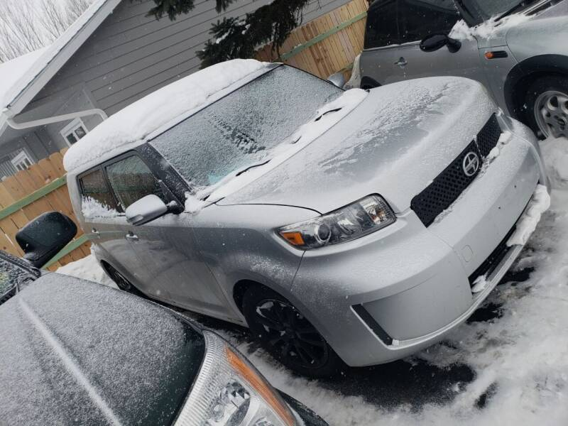 2008 Scion xB for sale at Geareys Auto Sales of Sioux Falls, LLC in Sioux Falls SD