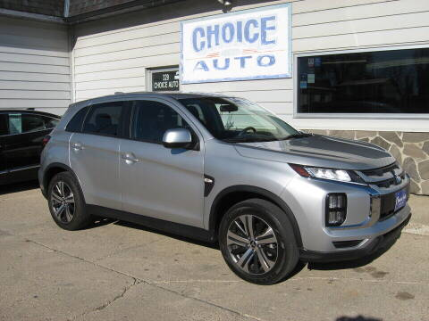 2020 Mitsubishi Outlander Sport for sale at Choice Auto in Carroll IA