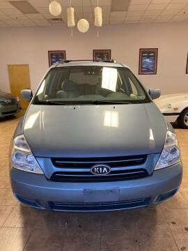 2007 Kia Sedona for sale at Trans Atlantic Motorcars in Philadelphia PA