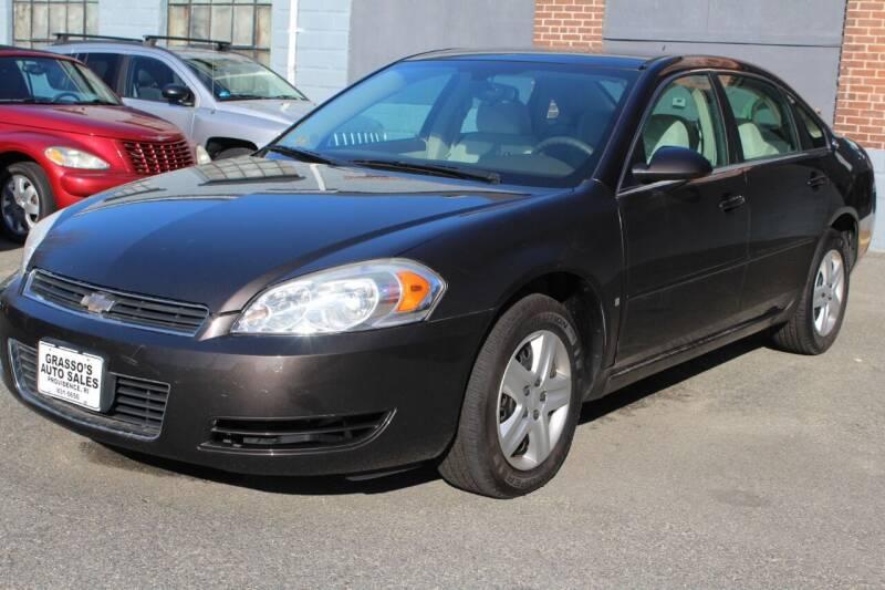 2008 Chevrolet Impala for sale at Grasso's Auto Sales in Providence RI