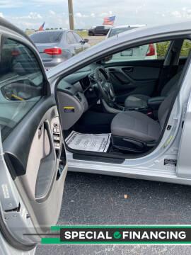 2014 Hyundai Elantra for sale at K&N Auto Sales in Tampa FL