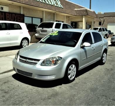 2010 Chevrolet Cobalt for sale at DESERT AUTO TRADER in Las Vegas NV