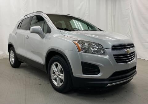 2016 Chevrolet Trax for sale at Direct Auto Sales in Philadelphia PA