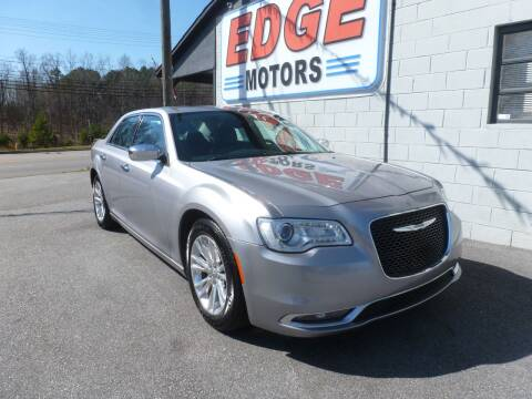 2017 Chrysler 300 for sale at Edge Motors in Mooresville NC