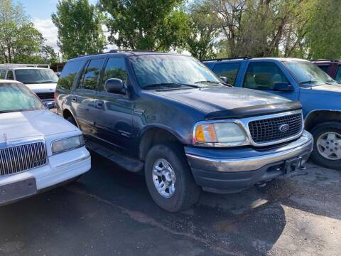 2002 Ford Expedition for sale at AFFORDABLY PRICED CARS LLC in Mountain Home ID