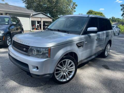 2011 Land Rover Range Rover Sport for sale at Philip Motors Inc in Snellville GA